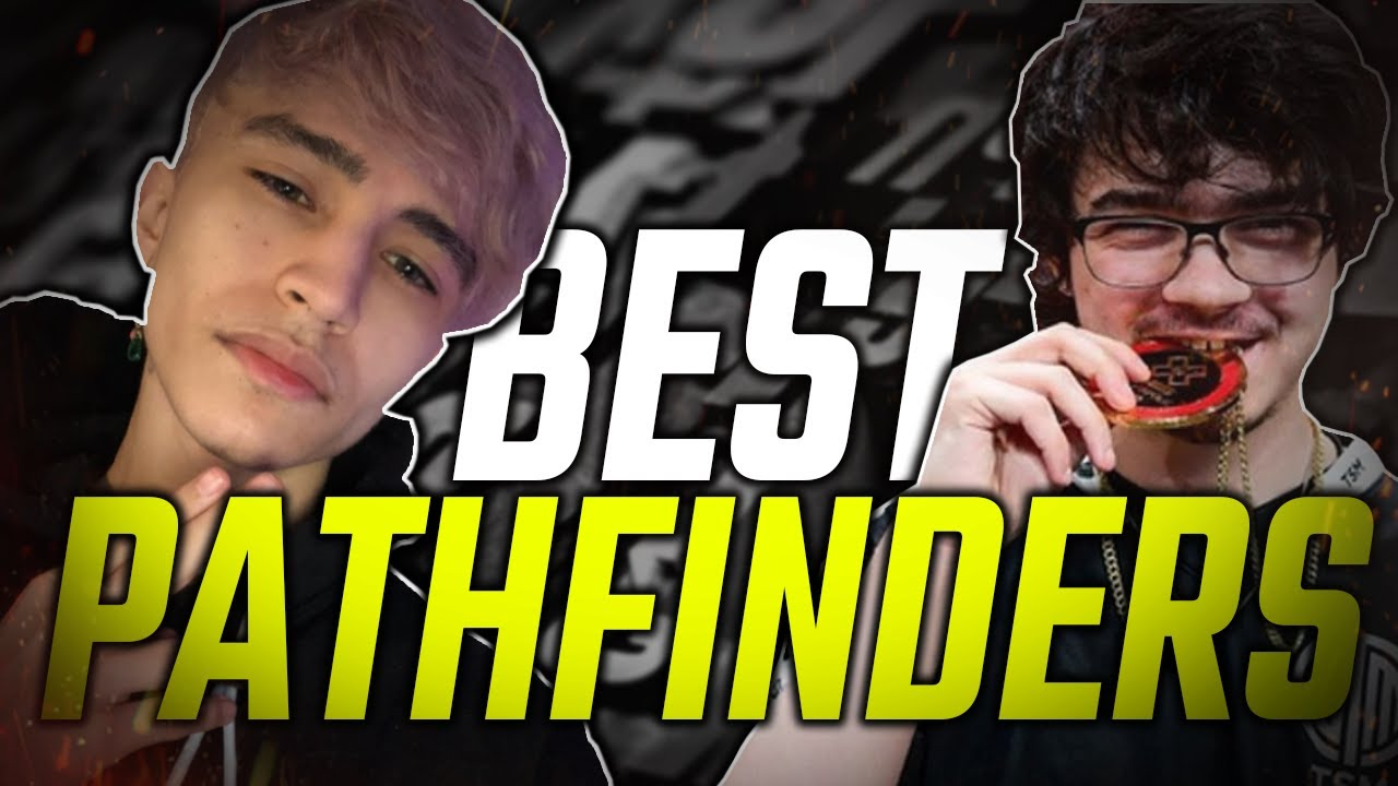 Albralelie - THIS IS HOW THE 2 BEST PATHFINDERS PLAY RANKED!!!! ft. Diegosaurs & ZachMazer | Albralelie
