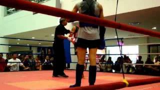 Sunny Sabornido (Borneo Combat Gym) Semi Final