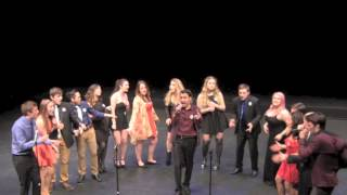 Uptown Funk - You Ain't Seen Nothin' Like This Mista Spring Concert 2015