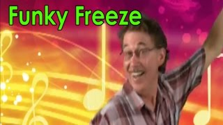 Freeze Dance | Freeze Dance Song | Funky Freeze | Jack Hartmann