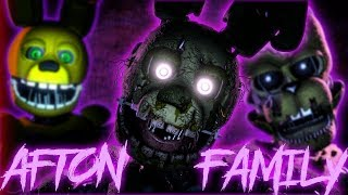 [FNAF SFM] Afton Family [REMIX BY Russell Sapphire]