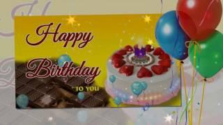 Happy Birthday To You! / Boldog születésnapot!