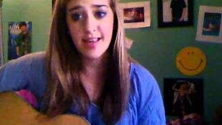"""""""Just Came To Say Hello"""" - Cover by Lily"""