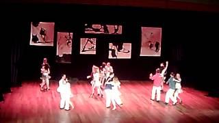 Gafieira:Samba rock 2014