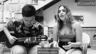 Sola - Becky G (Cover Instagram Karen Méndez & Pablo Saavedra)