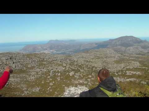 Josh/EJ – Table Mountain in Cape Town, South Africa Hike #29