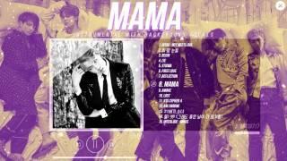BTS (J-Hope) - MAMA [Instrumental w/ BG vocals]