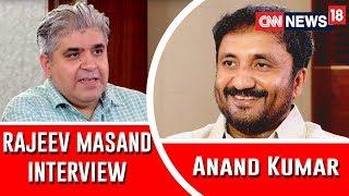 Anand Kumar interview with Rajeev Masand I Super 30 I Hrithik Roshan