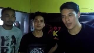 Papinka Band Live INTERVIEW di 974 Fm Garut @Kalimusaradio
