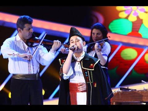 Marius Bîzgan cântă excepțional la Next Star