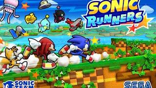 "Sonic Runners ""Fly Away"" Music"