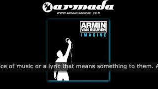 Armin van Buuren feat. Jennifer Rene - Fine Without You (track 10 from the 'Imagine' album)