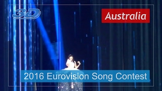 Dami Im - Sound Of Silence (Australia) - 2016 Eurovision Song Contest - Real3D