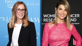 Felicity Huffman and Lori Loughlin Indicted in College Admissions Bribery Scam