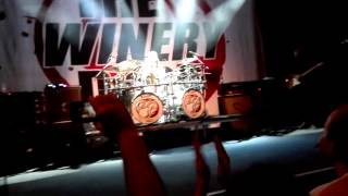 The Winery Dogs - drum solo (The other side) MMC live in Bratislava 2016