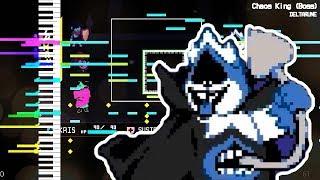 Chaos King (Boss Theme) | DELTARUNE | Retro Style REMASTER | SC-55 MIDI Cover