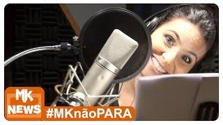Aline Barros - Em Estúdio - CD Aline Barros e Cia 4 - (#MKnãoPARA)