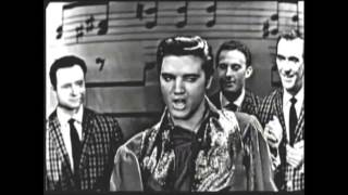 Elvis Presley - Hound Dog (Music Video)