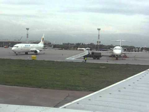 2010 09 01 Flying out Boryspil part 01
