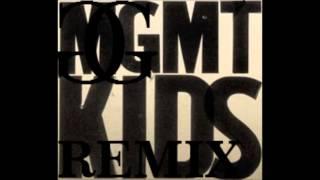 MGMT - Kids [GOLDLOG Deep House Remix]