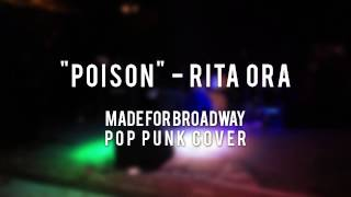 Rita Ora - Poison (POP PUNK COVER)