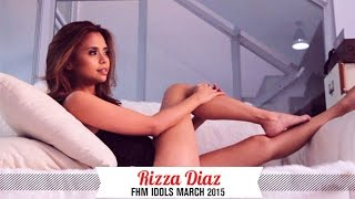 Chill With FHM Idol Rizza Diaz!