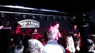 Nowhere Fast cover - Panic The Smiths Cover no Morrison em 23/09/16