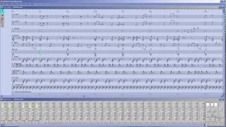 Family Guy - Sar Wars Elevator Music Cover (MIDI Sheet Video)