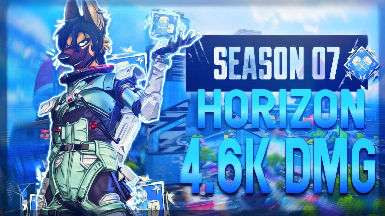 DoryuuZ - My First HORIZON 4K DMG | Doryuu | Apex Legends