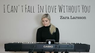 I Can't Fall in Love Without You by Zara Larsson  // Mykel (Live Cover)