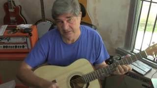 Yamaha F335 Acoustic Guitar Demo