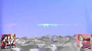 #19 - Makitosh Plus [Maki Nishikino x Macintosh Plus]