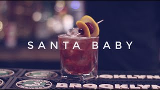 Christmas Connections Cocktail Class: Santa Baby
