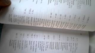 DICCIONARIO BIBLICO, HEBREO ESPAÑOL - ESPAÑOL HEBREO