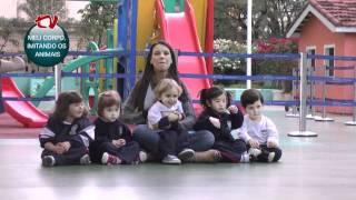 Projeto Imitando os Animais - Ed Infantil - Colégio São Luís.wmv