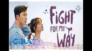 "Fight For My Way❤️ GMA-7 Theme Song ""Paulit-Ulit"" Kristoffer Martin (MV with lyrics)"