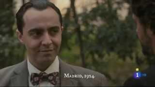 El Ministerio del Tiempo. Cap 8, fragmento. Pablo Olivares y Javier Olivares. TVE. 2015