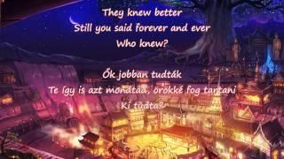 Pink - Who Knew (HQ-HD lyrics + Hungarian translation)