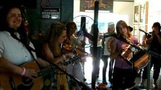 Creole Bells - Cajun 2 step at Cotati club, Accordion Festival 8/2010