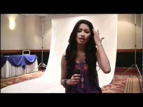 16 perfiles de las candidatas a Miss Teen Nicaragua 2012.