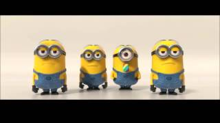 MINIONS PARODY DRAG ME DOWN COVER