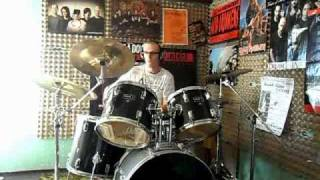 Creed - Bullets DRUM cover