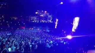 Pearl Jam - Better Man live at Wrigley 8/20/16