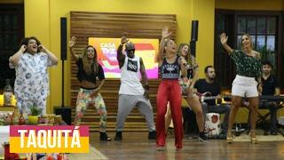 Claudia Leitte, Ivete Sangalo e FitDance - 'Taquitá' (Casa TVZ)