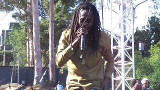 Jesse Royal: Sudden Flight - 30th Annual Jazz Reggae Fest - Los Angeles, CA - 05/30/2016