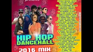 DJ KENNY HIP HOP DANCEHALL 2016 MIX [MIXCLOUD PREVIEW]