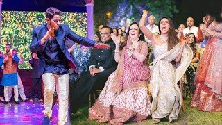 FIRST Inside Video of Priyanka & Nick's GRAND MARRIAGE Ceremony Sangeeth Night In Rajasthan