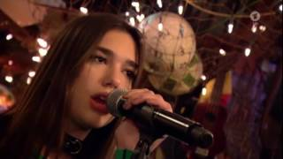 Dua Lipa - Be the one - Live at Inas Nacht