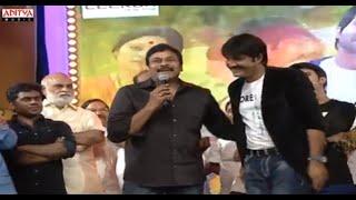 "Chiru Says ""Srikanth Is My Brother"" - Govindudu Andarivadele Audio Launch Live - Ram Charan"