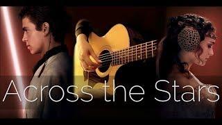 (John Williams) Across the Stars (from Star Wars OST)